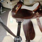 Latigo Set for Half Breed Saddle