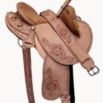 Half Breed Saddle