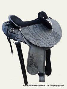 Half Breed Saddle