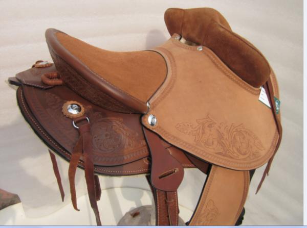 HO Saddle