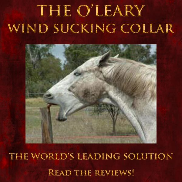 O'Leary Wind Sucking Collar