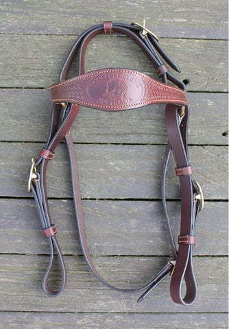 Stockman's Bridle