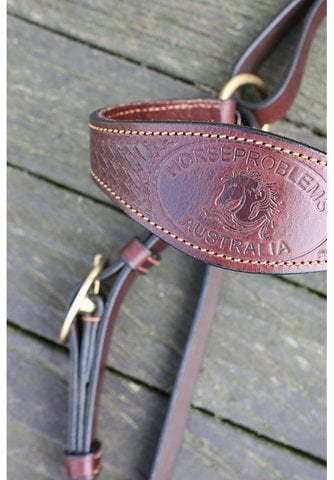Double adjustment stock Bridle