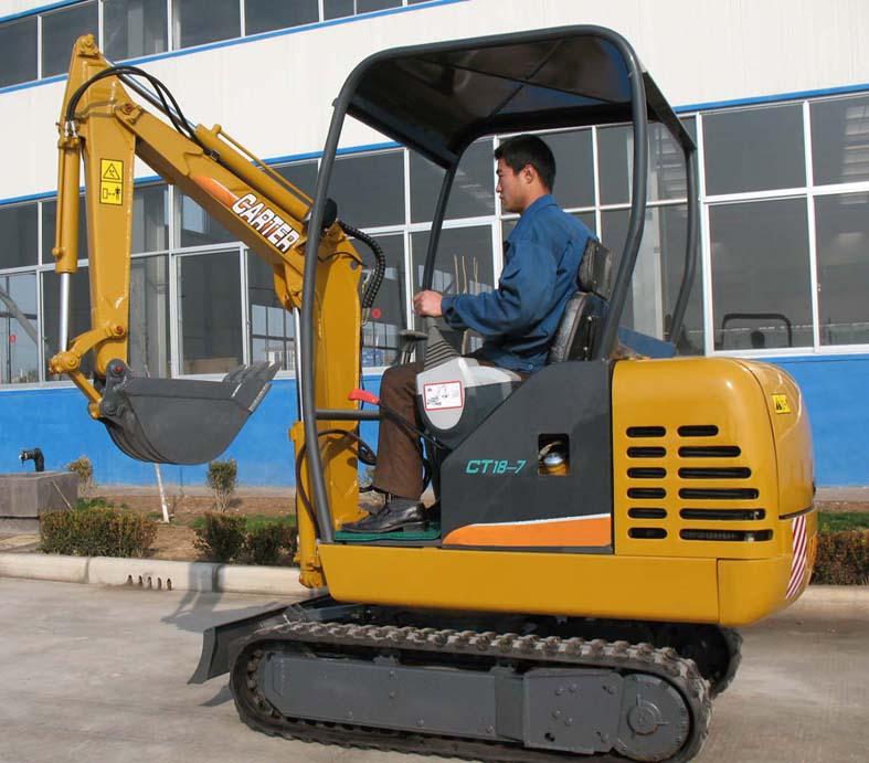 small-excavator
